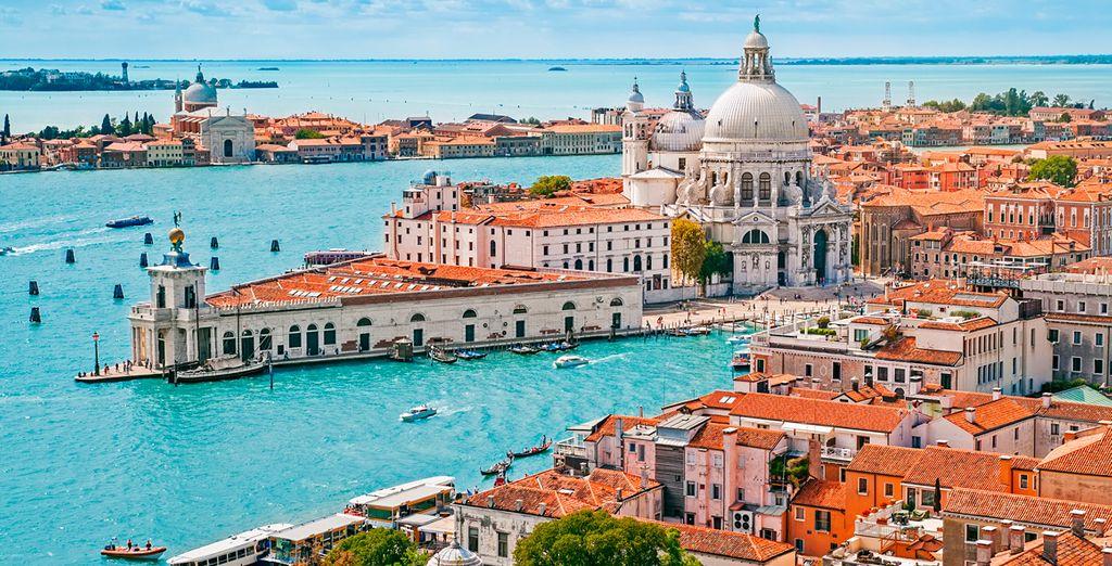 Venedig für einen Urlaub in Italien