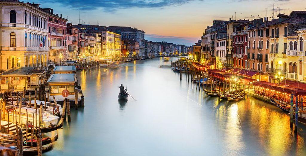 Urlaub in Venedig mit Voyage Privé