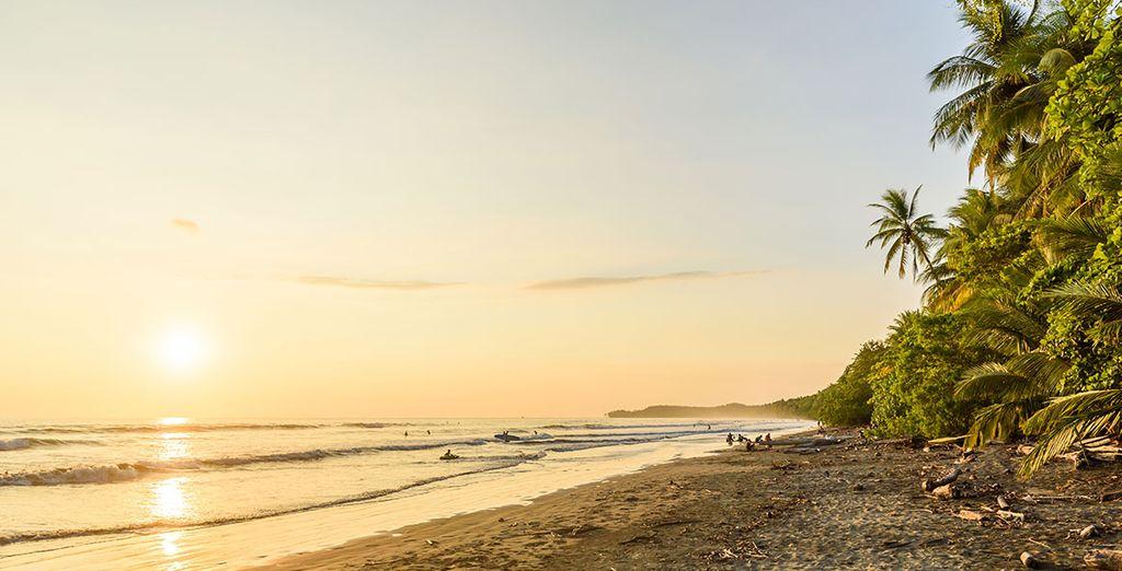 schönsten Strände in Costa Rica