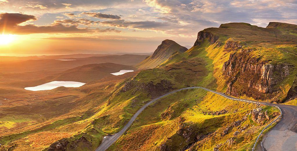 Autotour Schottland in 8 oder 10 Tagen mit Voyage Privé