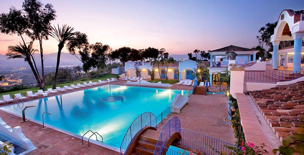 Monte Turri Luxury Retreat 4* mit Voyage Privé