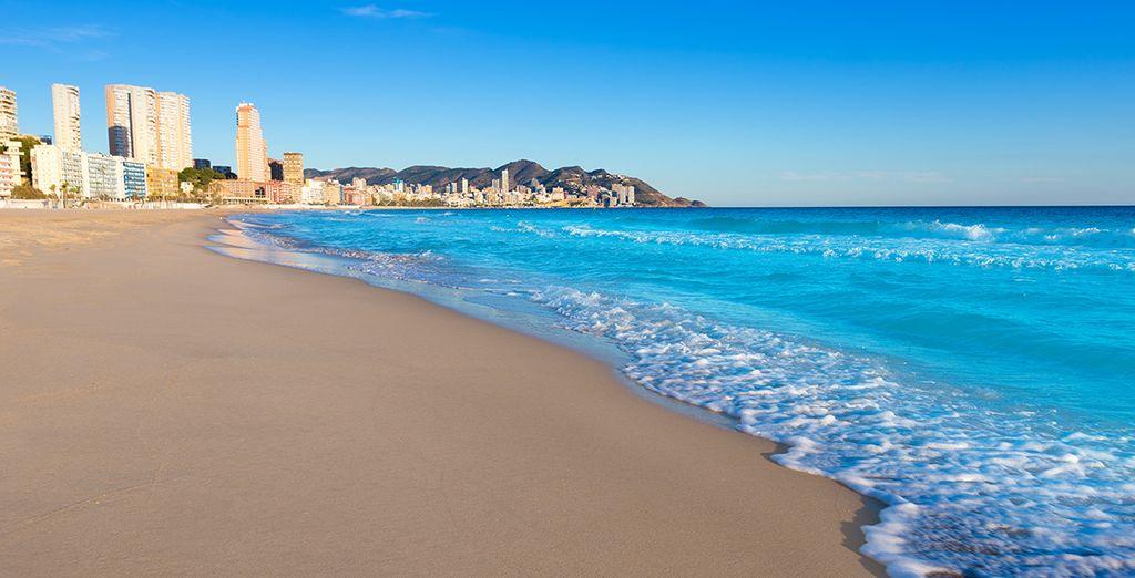Mystery Hotel in Alicante, Spanien