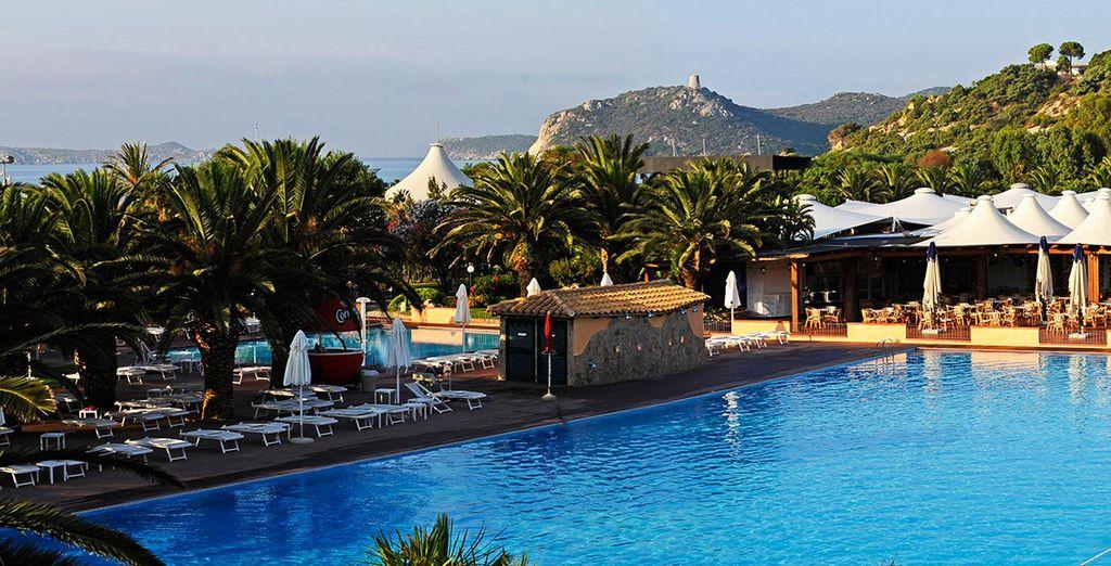 VOI Tanka Resort 4* mit Voyage Privé