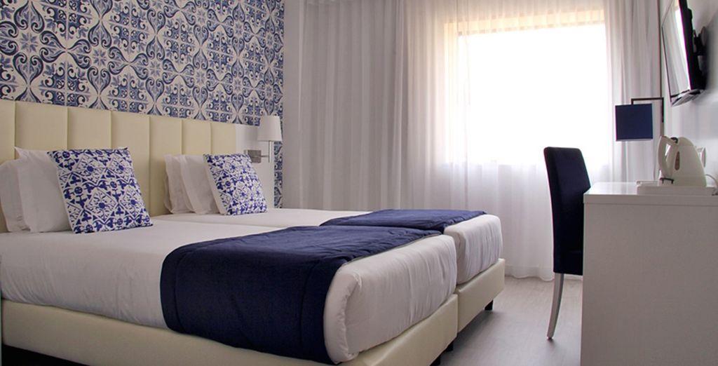 Masa Hotel Almirante mit Voyage Privé
