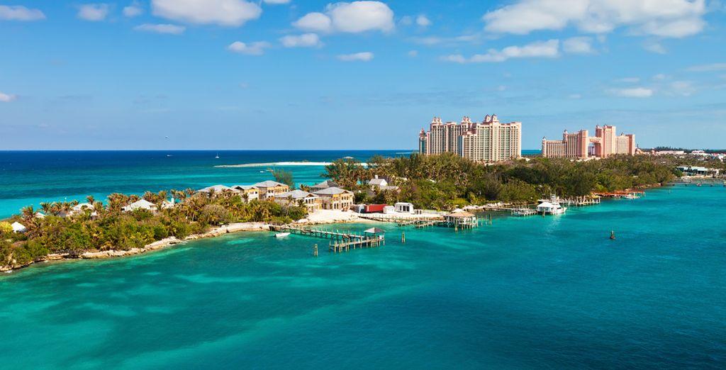 Besuchen Sie Nassau, die Hauptstadt der Bahamas