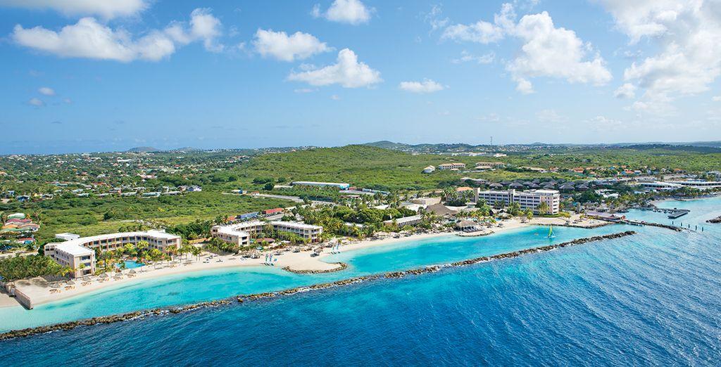 Curaçao und seine herrliche Landschaft