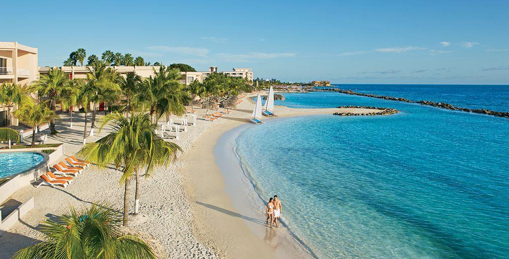 Die paradiesischen Strände von Curaçao