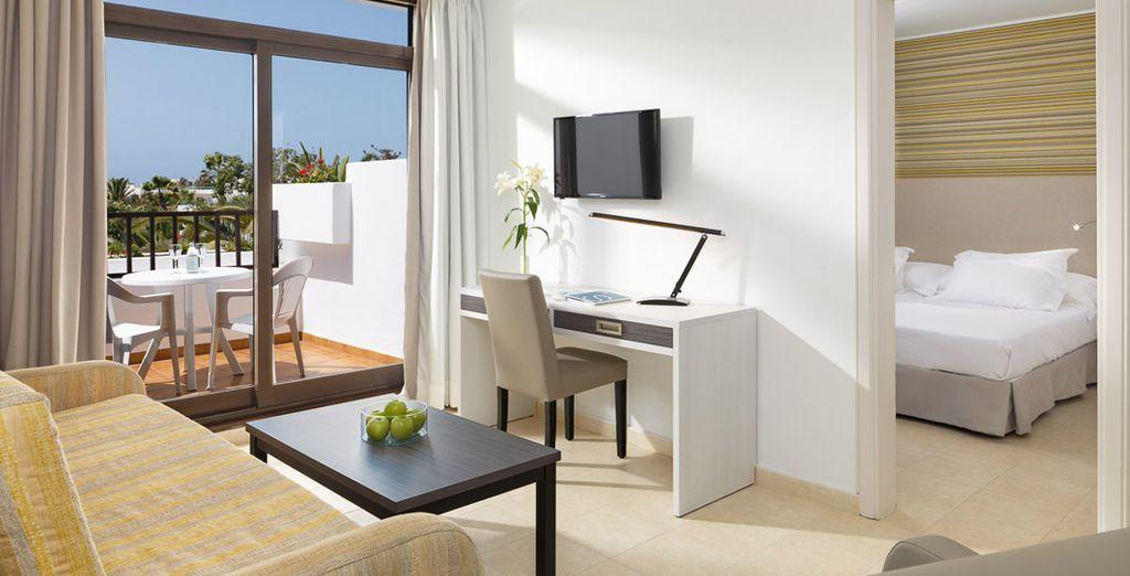 uchen Sie das luxuriöse Hotel H10 Taburiente Playa