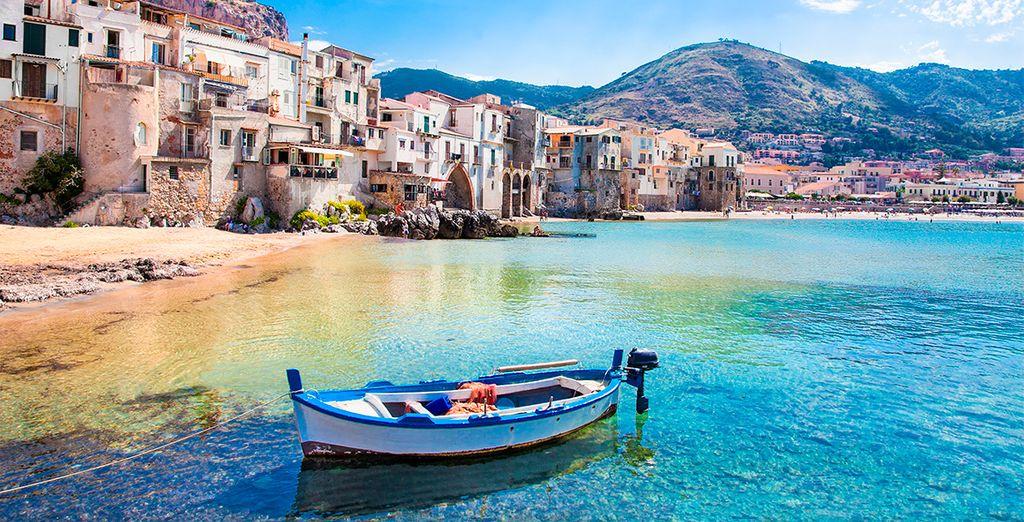 Autotour durch Sizilien