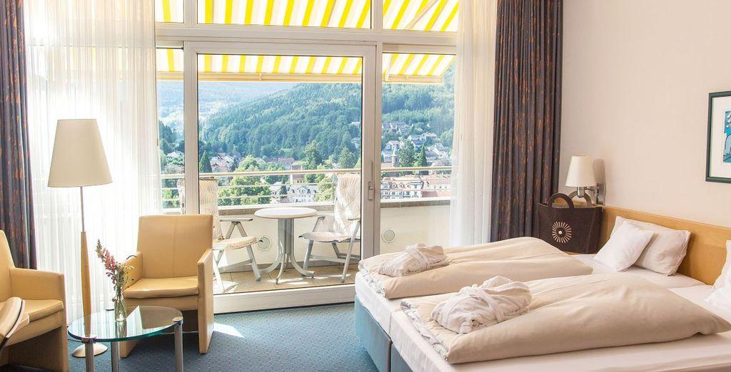 Schwarzwald Panorama Hotel 4,5* - Deutschland