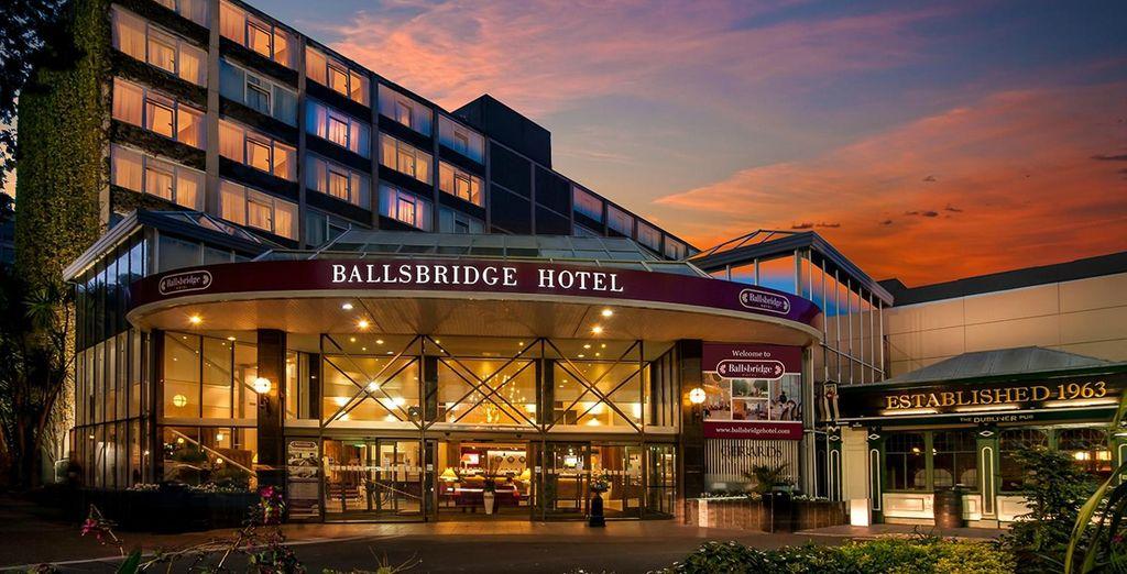 The Ballsbridge Hotel 4*