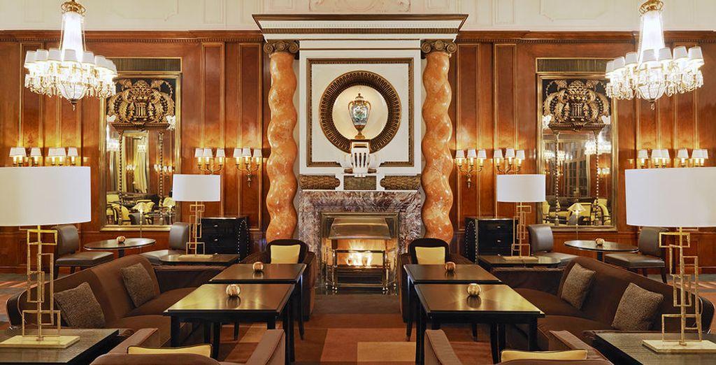 Willkommen im edlen Hotel Bristol 5*