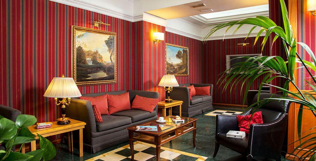 Herzlich Willkommen im Hotel Morgana 4*