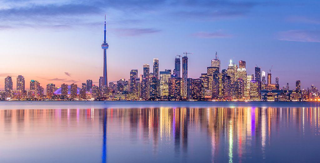 Verpassen Sie nicht Kanadas größte Stadt, Toronto