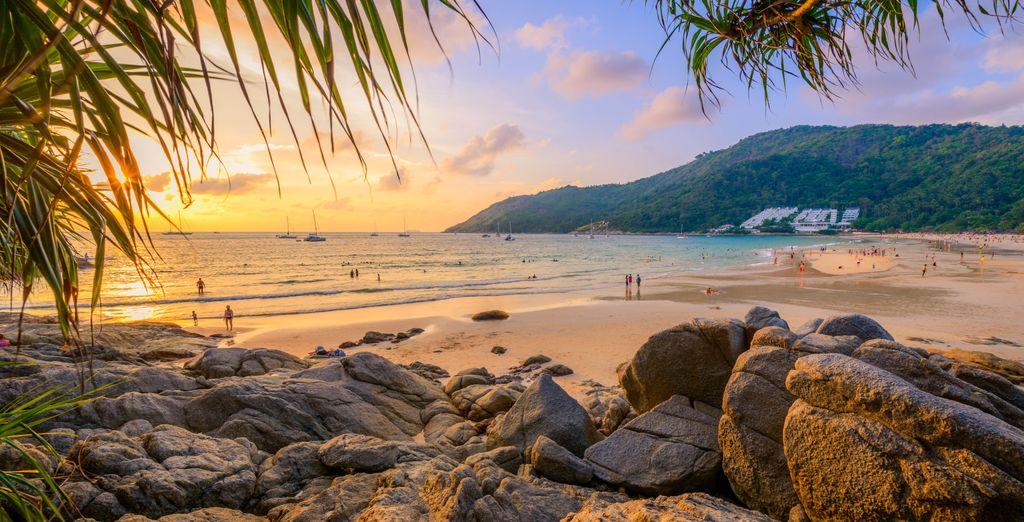 Buchen Sie Ihren nächsten Urlaub in Phuket, Thailand in Luxushotels mit Voyage Privé