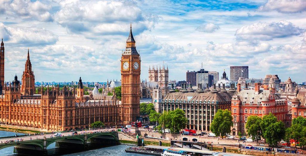 Entdecken Sie die Attraktionen von London in unserem Reiseführer