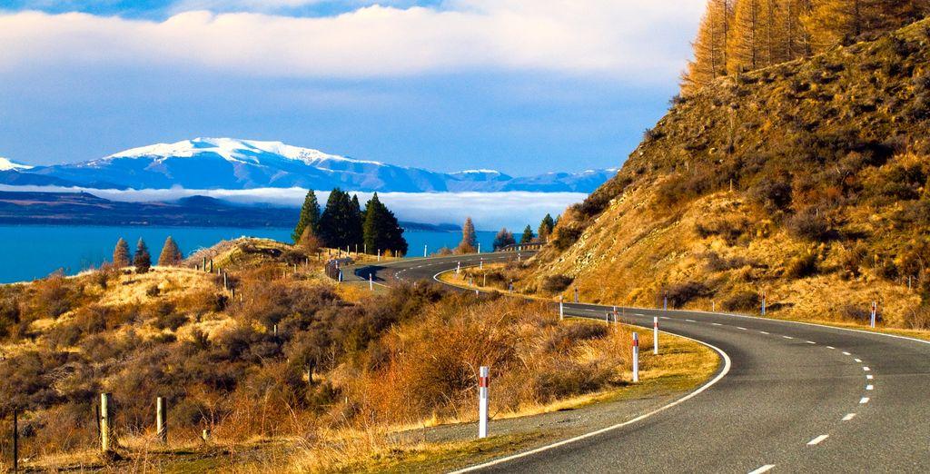 Autotour Neuseeland mit Voyage Privé