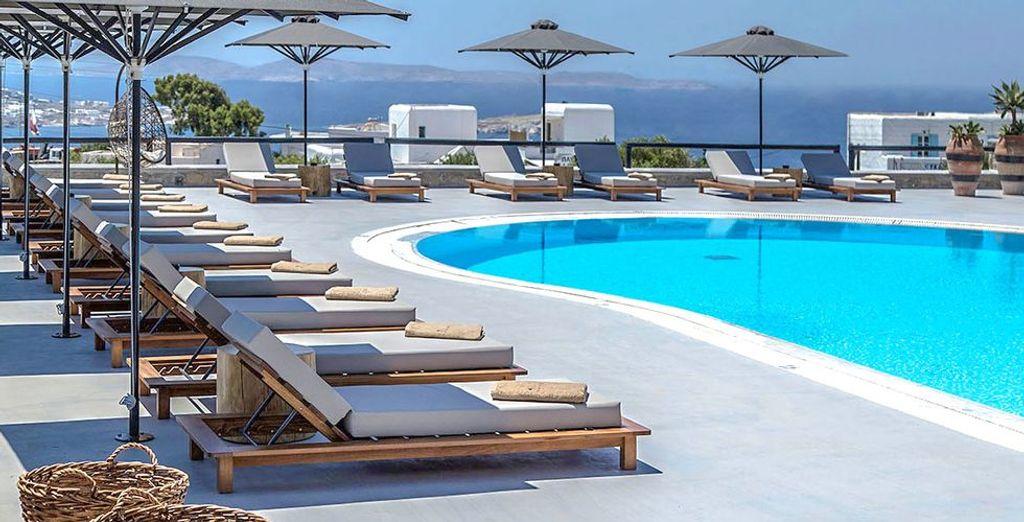 My Mykonos Hotel 4*