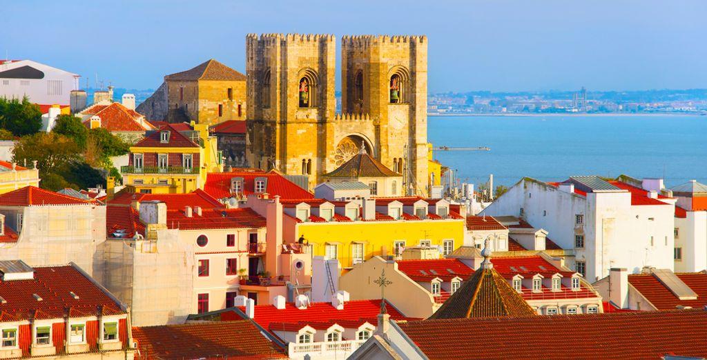 Willkommen in Lissabon...