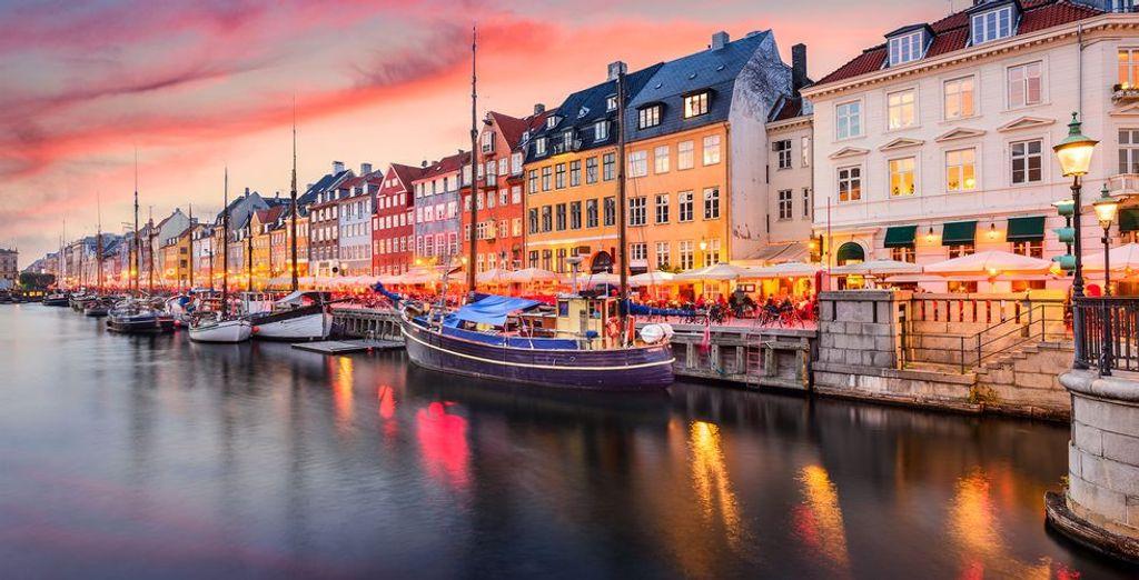 Kopenhagen & Stockholm Kombireise