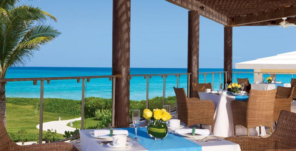 buchen Sie die Hotel Jade Riviera Cancun für Ihren Urlaub in Mexiko