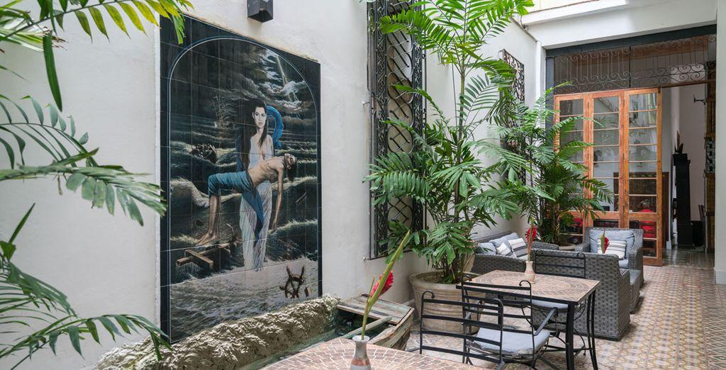 Kombireise Casa Particular und Hotel Dhawa Cayo Santa Maria 5*
