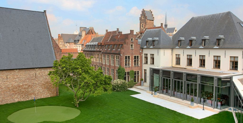 Martin's Klooster Hotel 4*