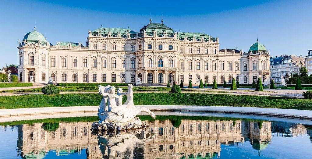 Herzlich Willkommen in Wien!