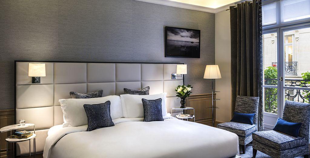 Hotel Baltimore Sofitel Paris Eiffelturm 5*