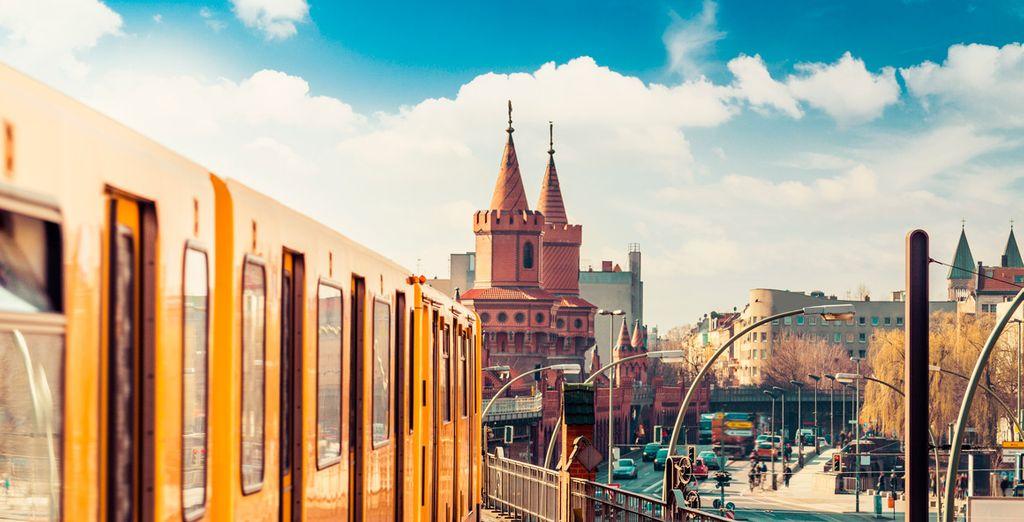 Entdecken Sie Berlin mit Hilfe unseres Reiseleiters