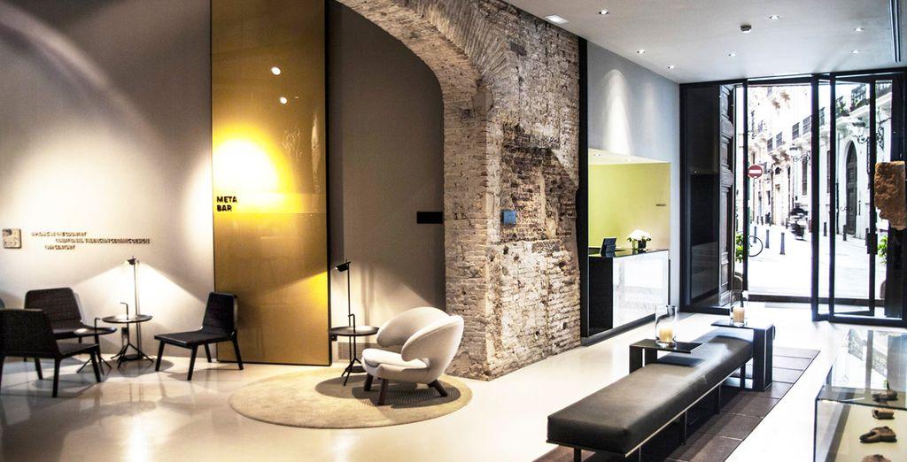 ¿Te apetece alojarte en un elegante hotel de diseño?