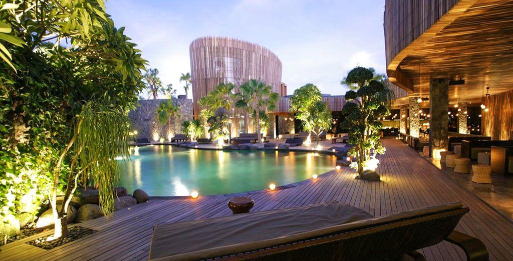 ¿Necesitas desconectar bajo el sol de Bali?