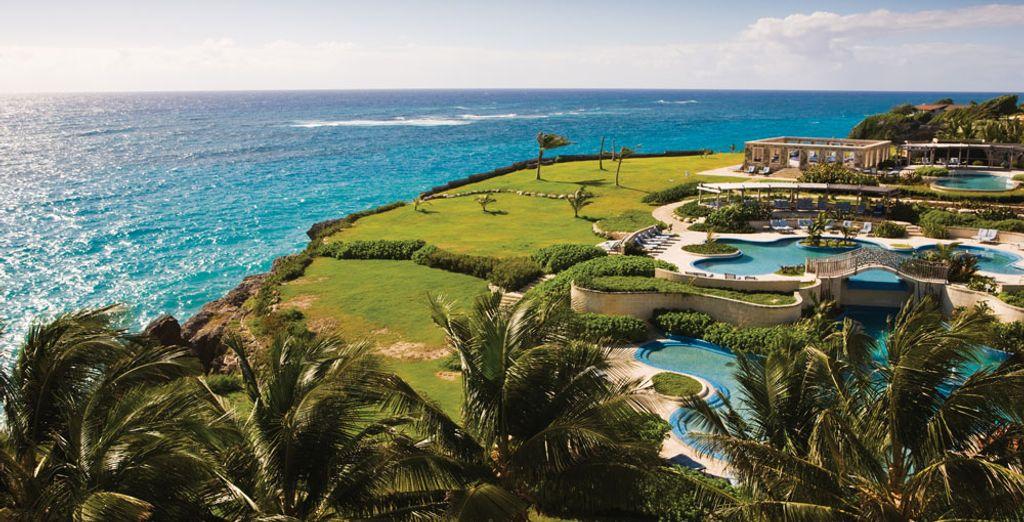 Dirígete a Barbados