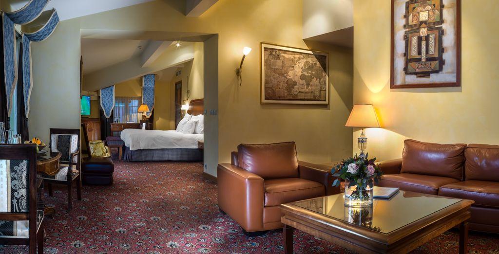 80 m² de confort y comodidades de primera categoría