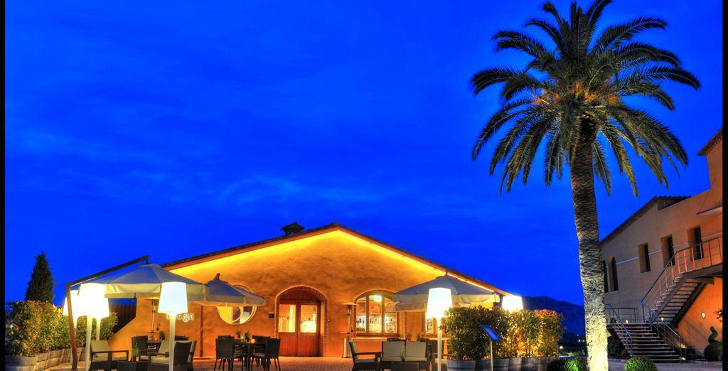 ¡Disfruta de tu estancia en Can Bonastre Wine Resort!