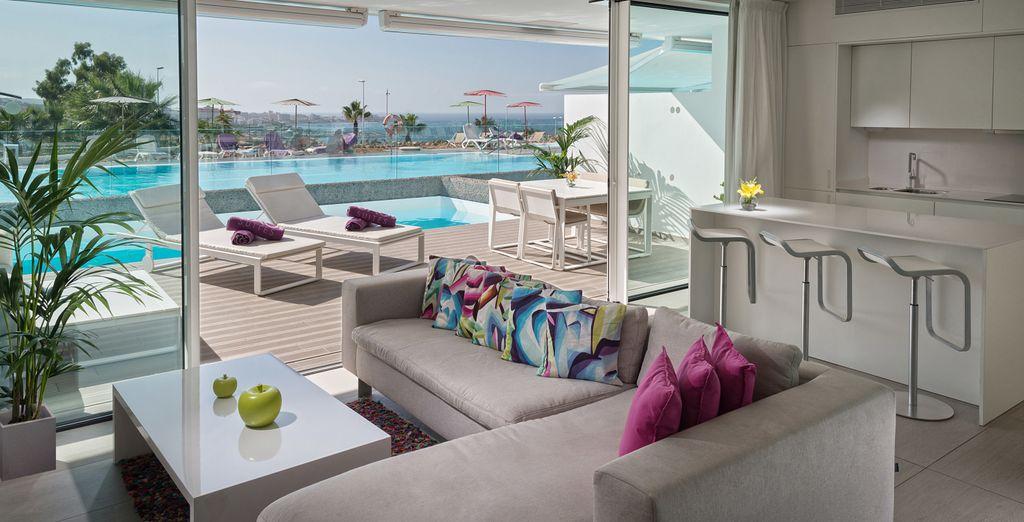 Regálate una estancia en la Serenity Rio