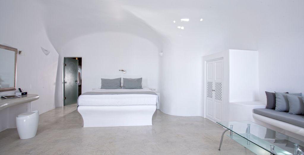 La Angels Infinity Pool Suite te invita a disfrutar de una total tranquilidad