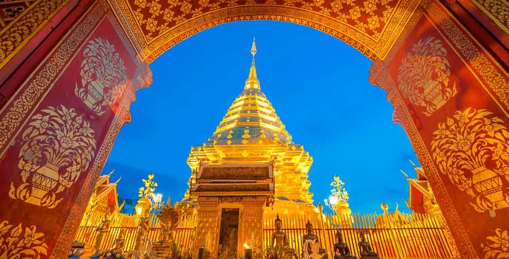Y Doi Suthep Pagoda