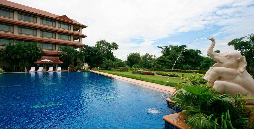 Hotel Imperial River House 4* Sup, tu hotel de categoría en Chiang Rai