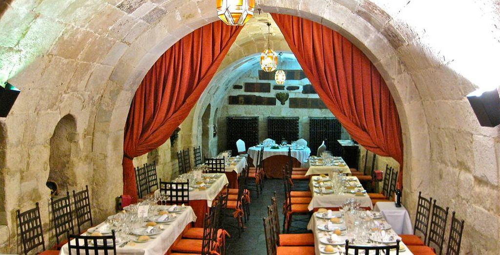 Una gastronomía castellana deliciosa