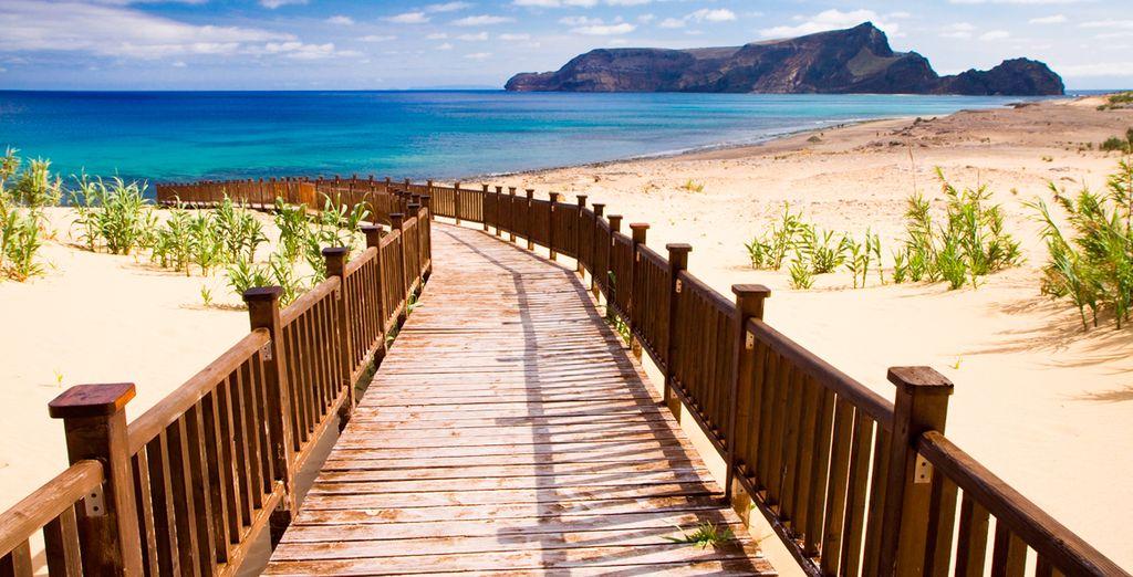 Bienvenido a Madeira, una isla de ensueño