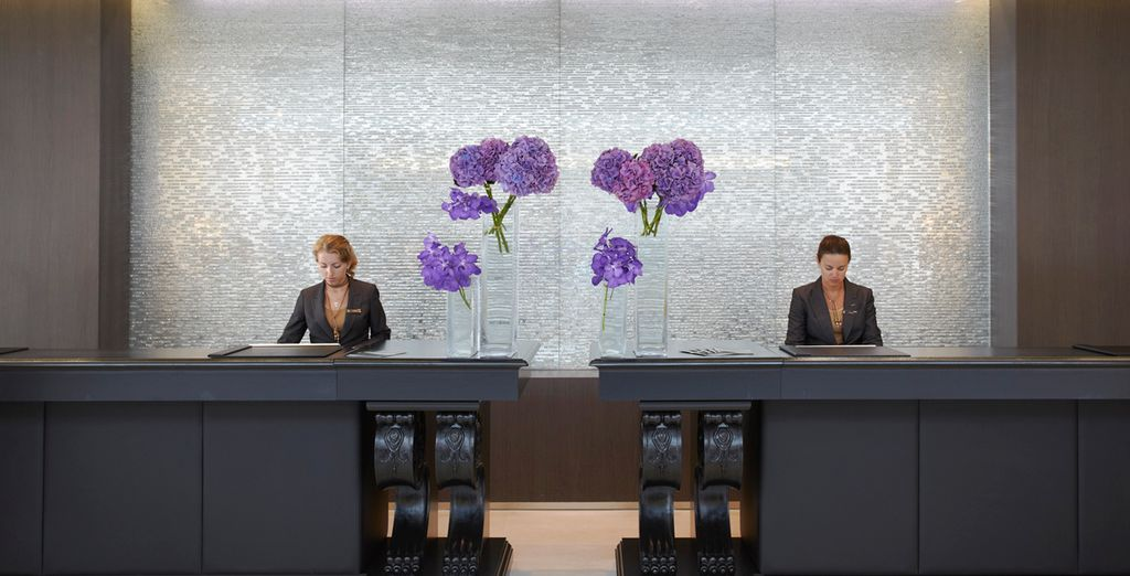 El hotel Intercontinental Marseille le abre las puertas a un mundo de lujo y sofisticación