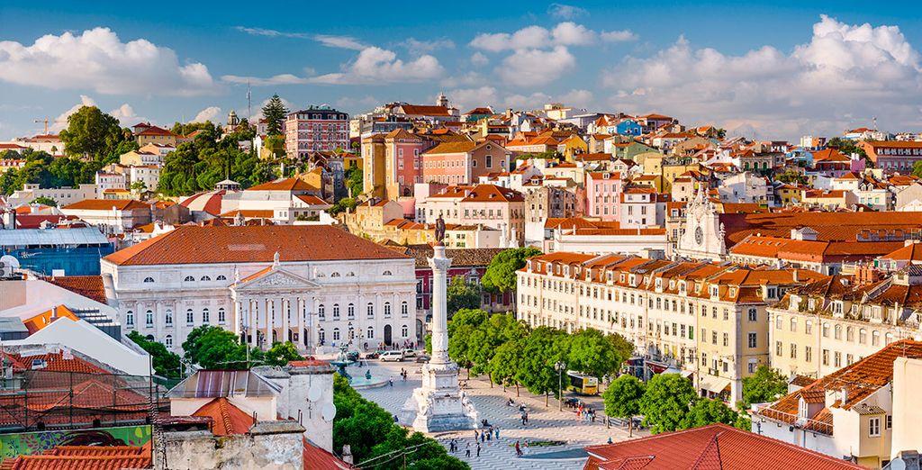 Lisboa, una ciudad con mucho encanto