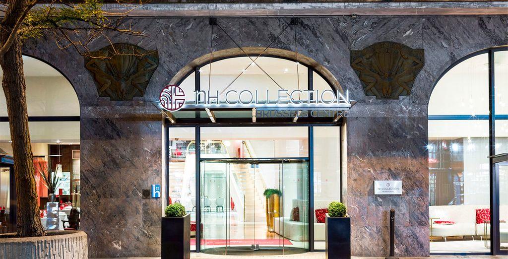 Tu hotel te abre las puertas a un mundo de confort