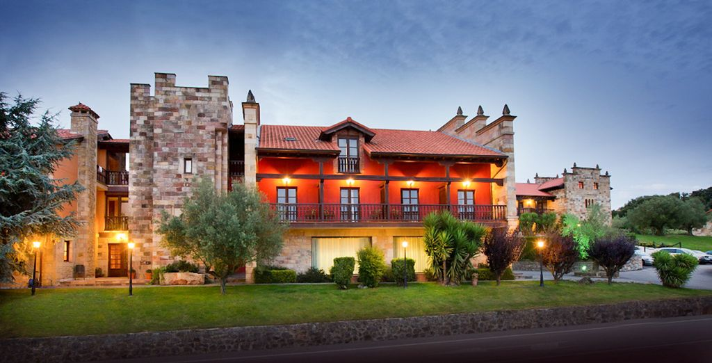 Hotel Spa San Marcos 4* en Santillana del Mar