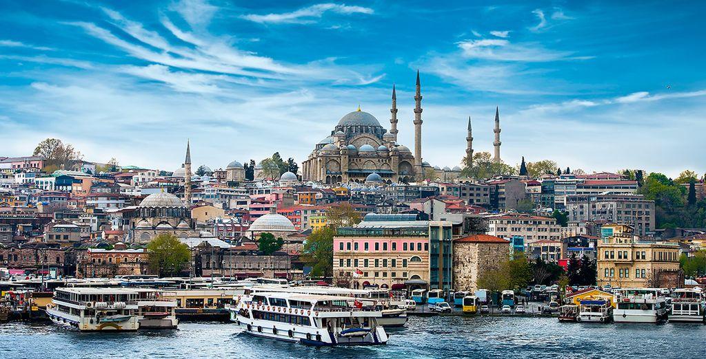 Estambul, una ciudad a la que desearás regresar