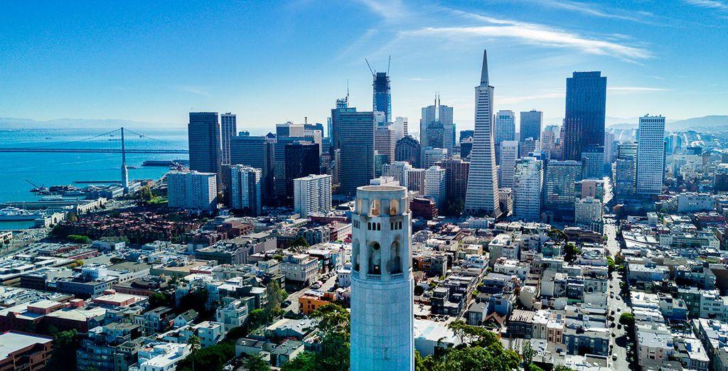 San Francisco no te dejará indiferente