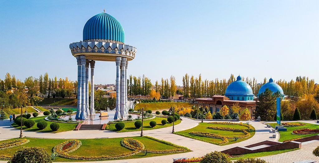 Regresarás a casa desde Tashkent