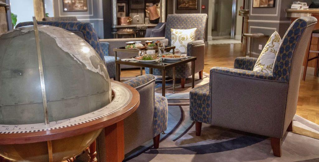 The Morton Hotel 4* está inspirado en el juego de Bloomsbury, un influyente grupo de escritores ingleses