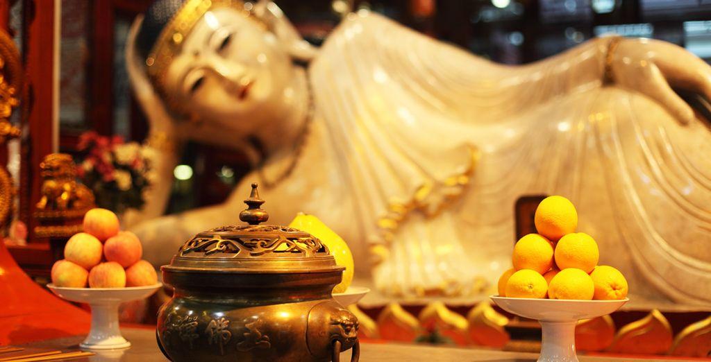 El Templo de Buda de Jade